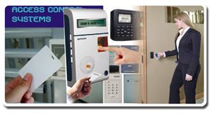 Access Control System Single Door With TCP/IP  - Security Plus